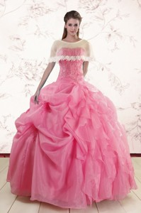 Ball Gown Discount Quinceanera Dress With Beading