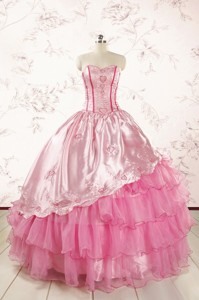 Pretty Sweetheart Quinceanera Dress
