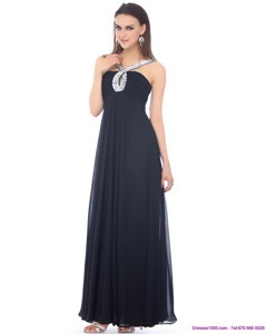 The Most Popular Black Prom Dress With Beading
