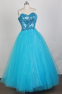 New Strapless Floor-length Prom Dress