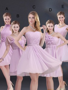 Exquisite Bridesmaid Dress With Ruching