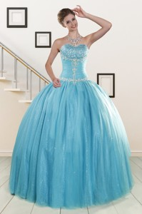 New Style Sweetheart Ball Gown Quinceanera Dress